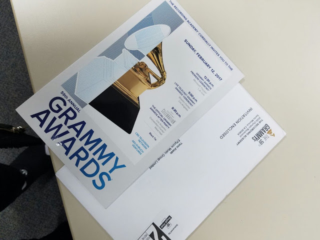 Yemi alade shows off her grammy invitation letter photos yemi alade shows off her grammy invitation letter photos celebrities nigeria stopboris