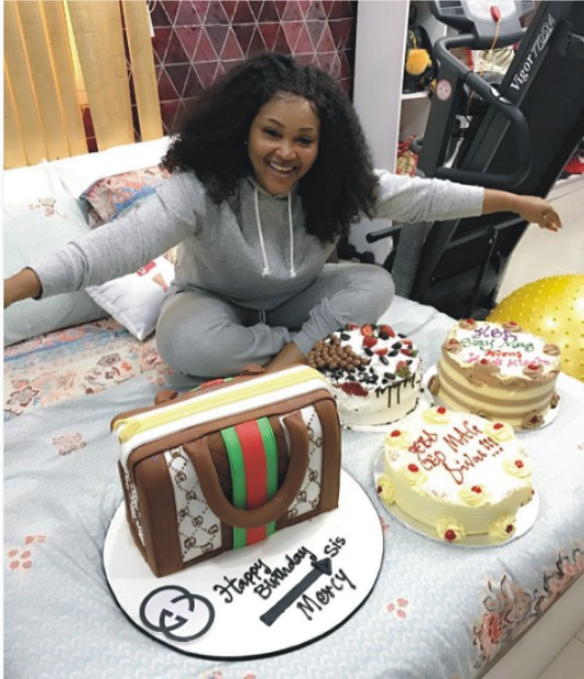 Actress Mercy Aigbe Gentry Shared Adorable Pics To Mark Her 39th Birthday