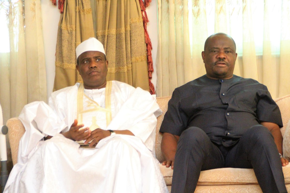 Image result for wike visits sokoto