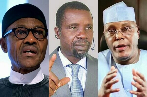 """Atiku Will Defeat Buhari In 2019; OBJ & PMB Will Fight"" – Olagunju's 2017 Prophecies"