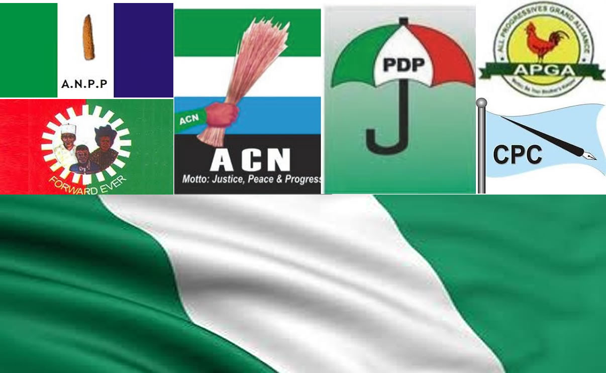 Politics In 2017: Anambra Election, Mega Party, Others To Shape New Year