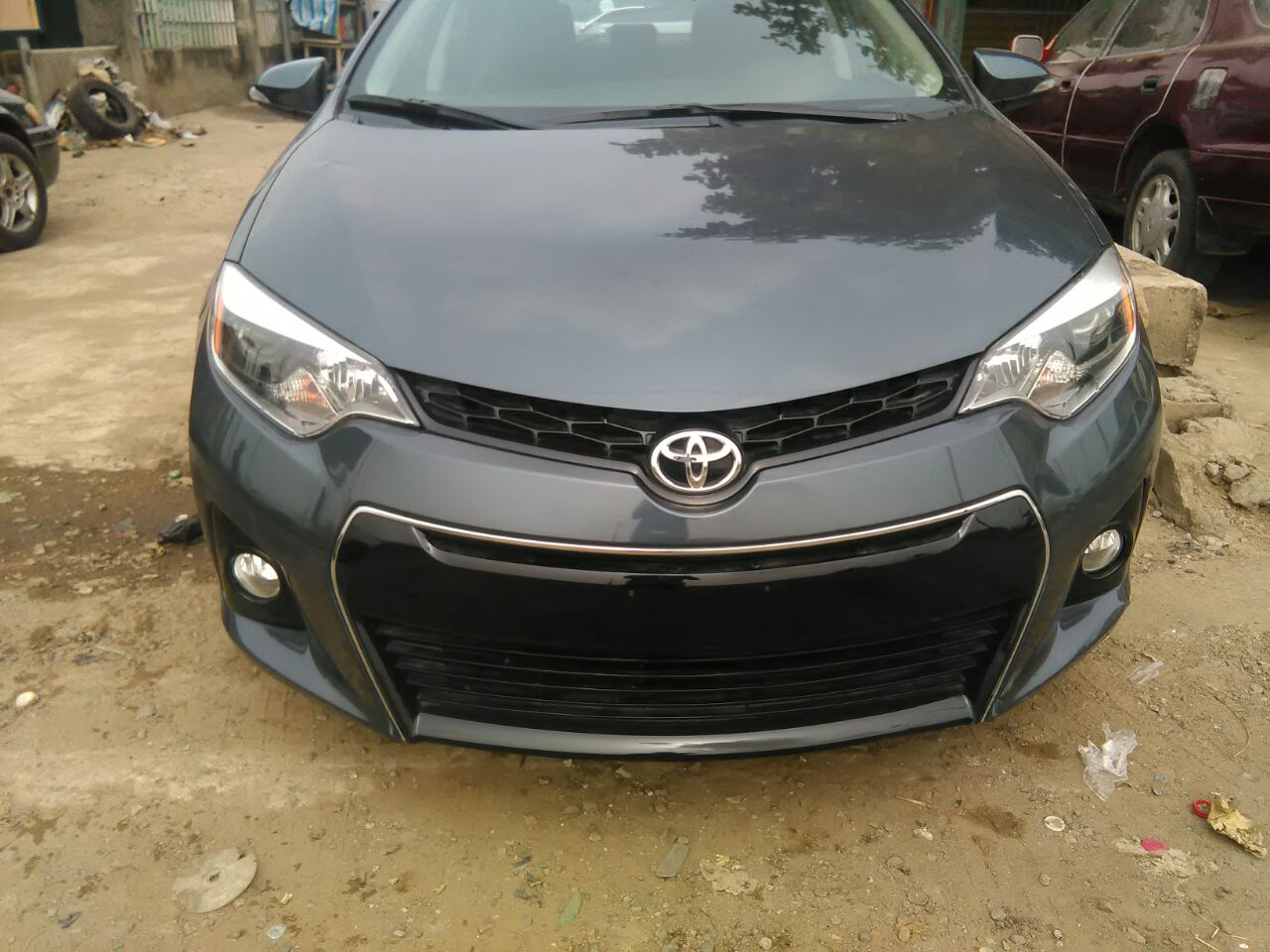 2015 toyota corolla for sale autos nigeria. Black Bedroom Furniture Sets. Home Design Ideas