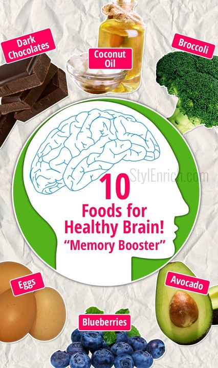 Foods that can increase memory power image 1