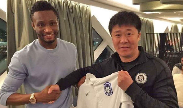 Mikel Makes History: Becomes 1st Nigerian To Earn More Than 100,000 Pounds A Week