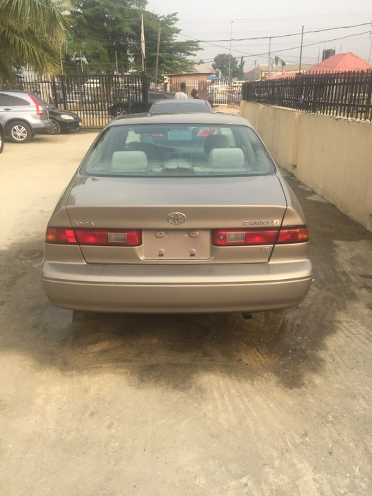toyota camry 2000 v6 1m 350 autos nigeria. Black Bedroom Furniture Sets. Home Design Ideas