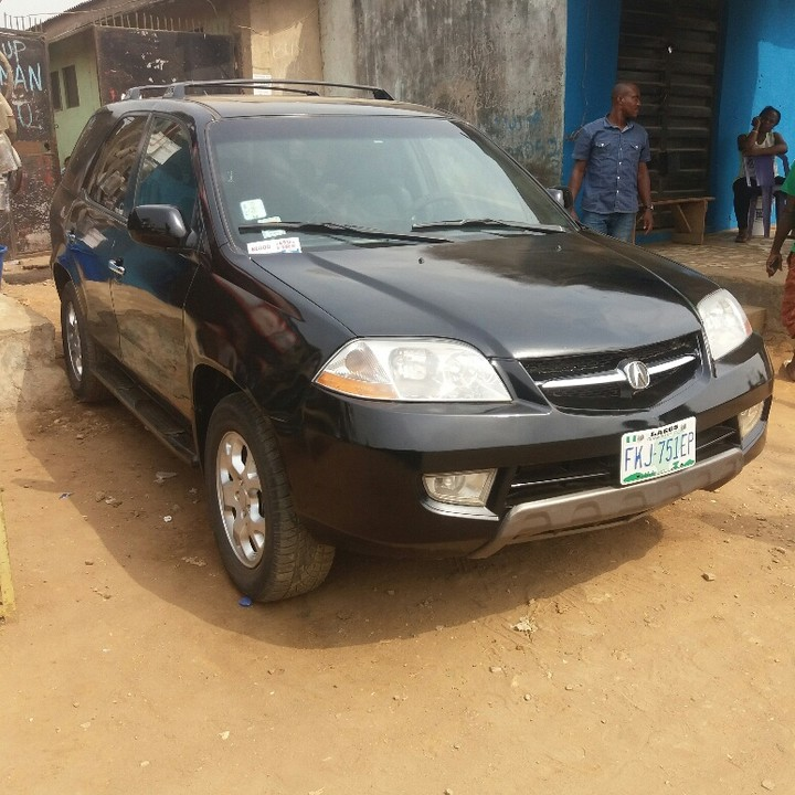 2017 Acura Mdx For Sale: 2002 @ N1,480,000.00