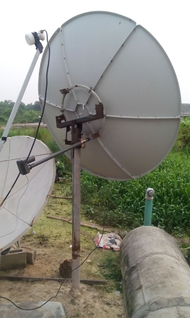 How To Track Eutelsat 9A/B @ 9E - Satellite TV Technology (2) - Nigeria