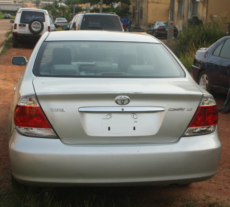 2005 Toyota Camry Transmission: Very Clean Manual Toyota Camry 2005 Toks
