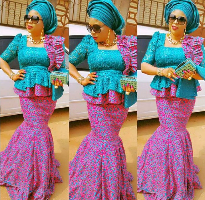 20 latest ankara styles for your look over the weekend   fashion   nigeria