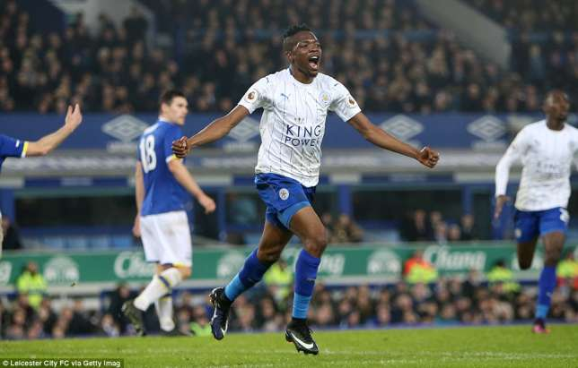 Ahmed Musa's Quick Brace Ends Leicester's 10 Away Games Without A Win