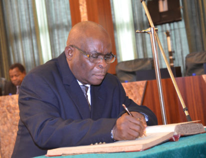 CJN Slot: Buhari Under Pressure, As Plot To Sideline Onnoghen Thickens