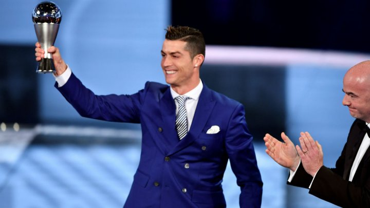 AWARD: The Difference Between Ballon D'or & FIFA World Player Of The Year Award