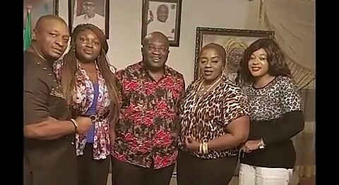 Governor Ikpeazu Donates N14M To Ailing Star Actor, Prince James Uche
