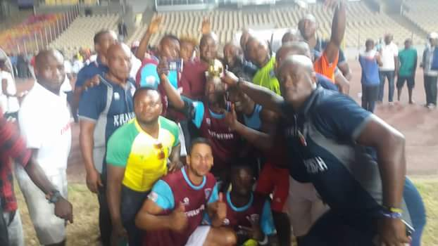 Ifeanyi Ubah Wins Charity Cup As They Defeats Enugu Rangers 4