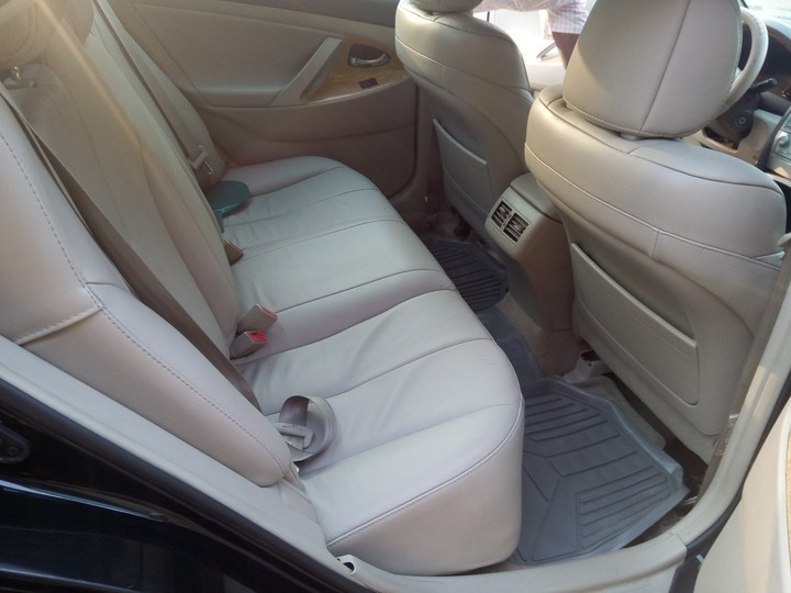 sparkling clean toyota camry muscle xle with v4 engine autos nigeria. Black Bedroom Furniture Sets. Home Design Ideas