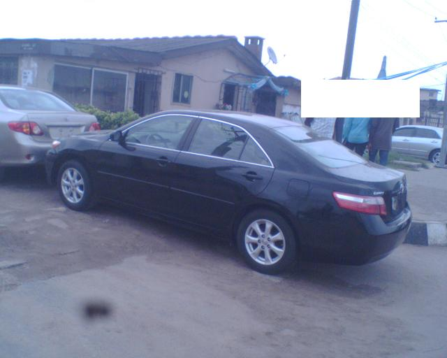 2008 toyota camry buy me 2 7 million autos nigeria. Black Bedroom Furniture Sets. Home Design Ideas