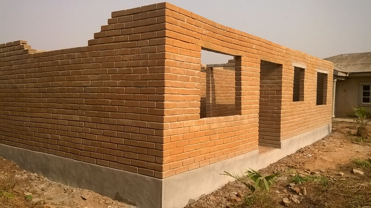 red bricks option cost of building and time reduced