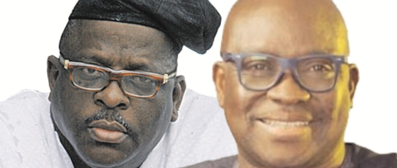 How Ekiti Governor, Ayo Fayose's Friendship With Buruji Kashamu Crashed
