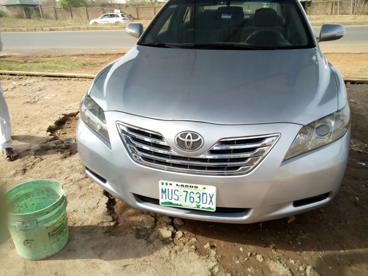 used 2007 toyota camry for sale in good condition nairaland general nigeria. Black Bedroom Furniture Sets. Home Design Ideas