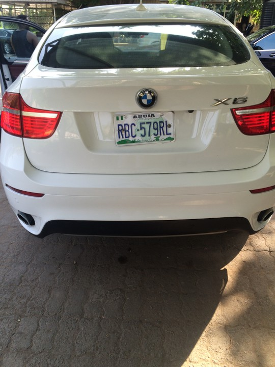 Sold Sold Faultless Used 2010 Bmw X6 2012 White Bmw X6 Selling Now