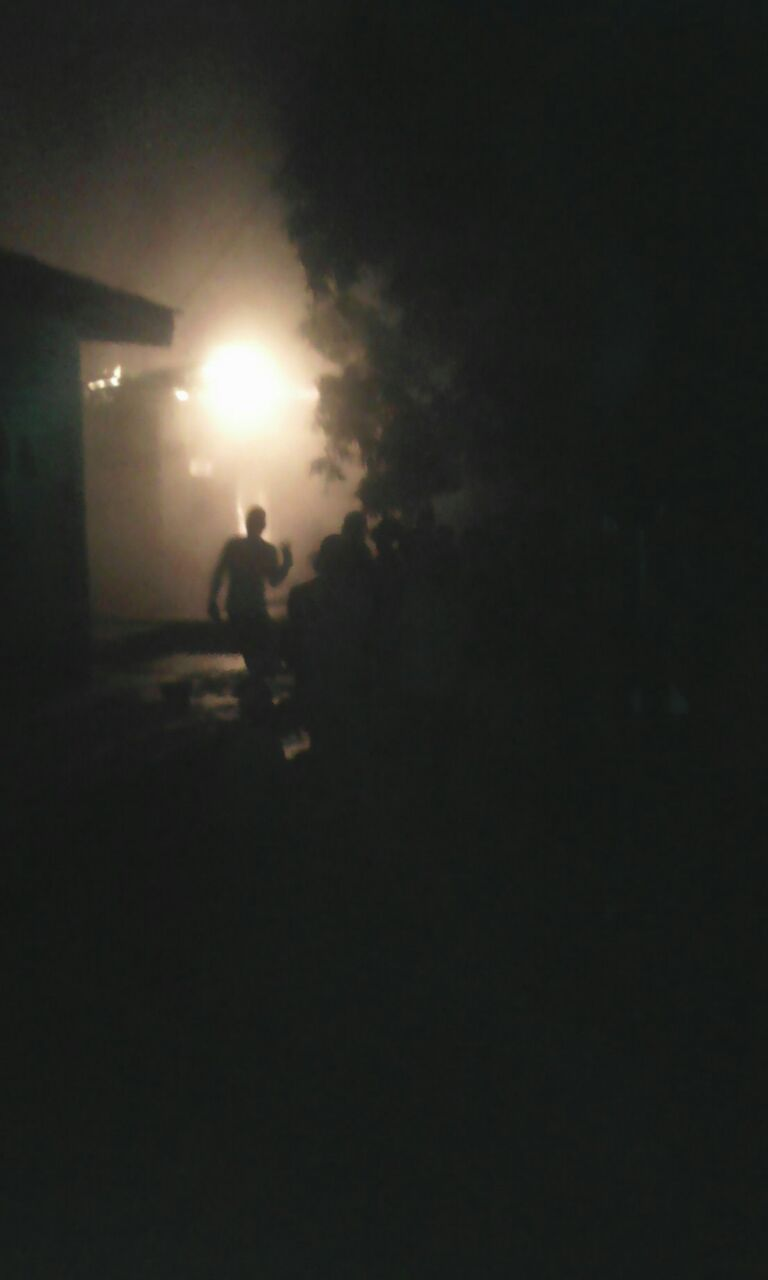 Fire Outbreak at UNIABUJA Girls Hostel (See Photos)