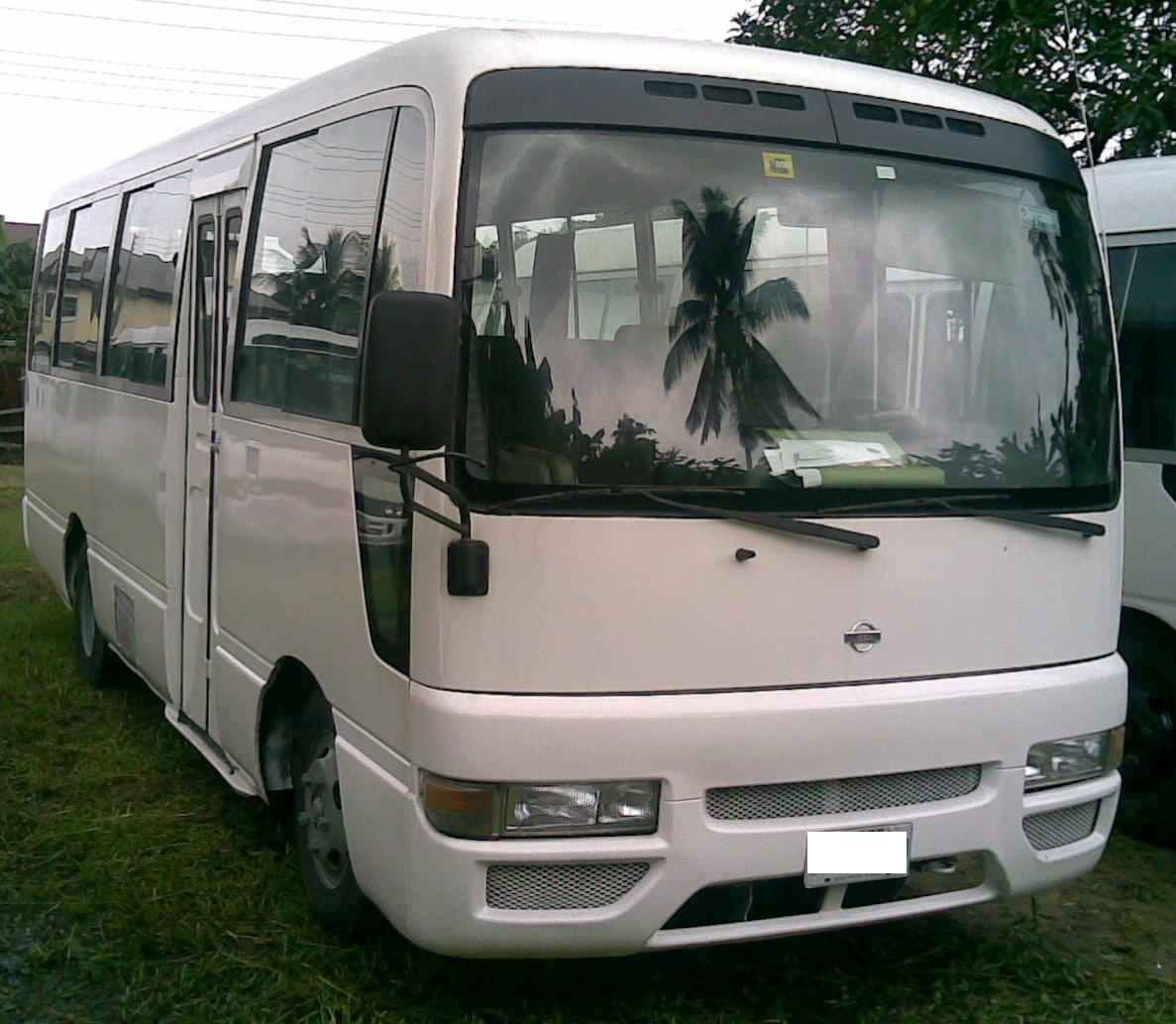 2005 Nissan Pathfinder For Sale >> Fairly Used Nissan Civilian Buses For Sale N4,000,000 ...