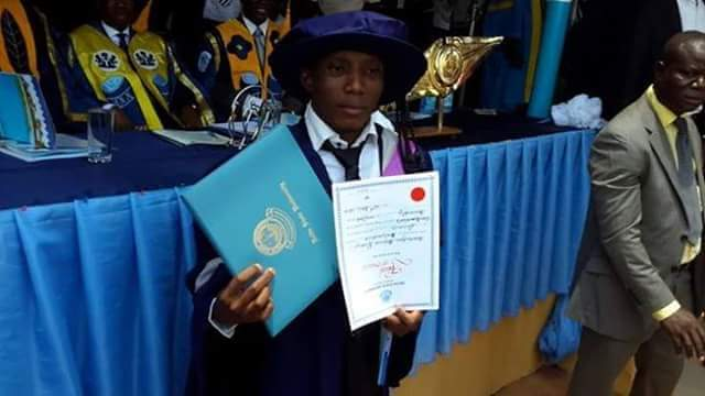 """I Don't Support Lovers Relationship On Campus"" – DELSU's Best Graduating Student"