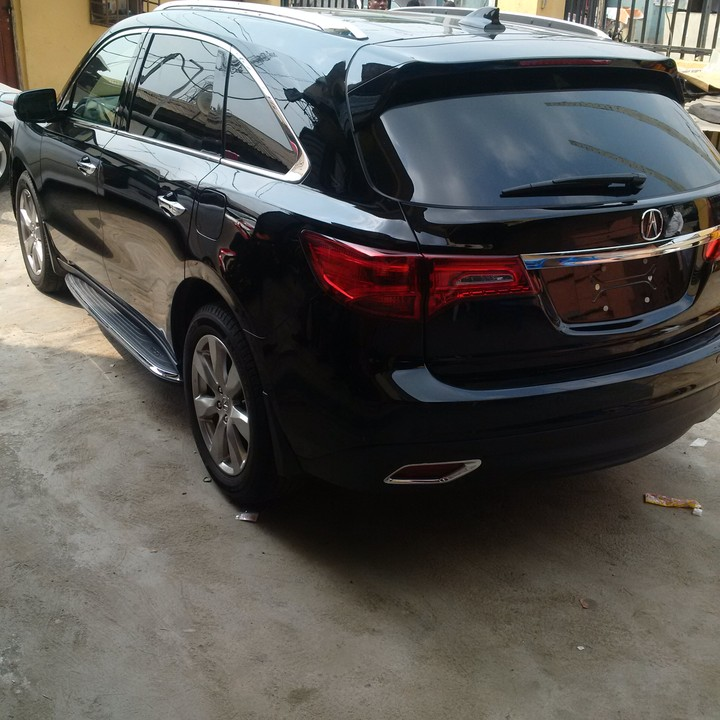 SOLD! SOLD!! Tokunbo 2016 Acura MDX Premium
