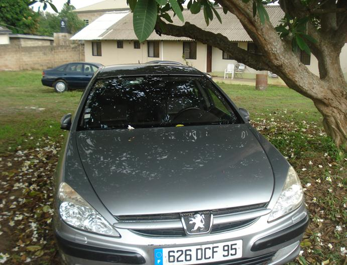 peugeot 607 toyota camry