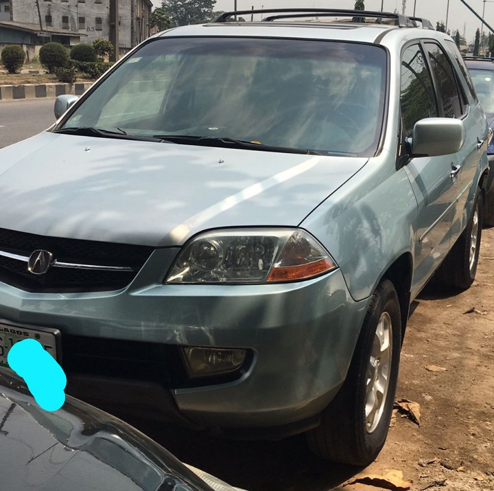 Toks Standard Reg 2003 Acura Mdx Fully Loaded 4 Sale@ 1
