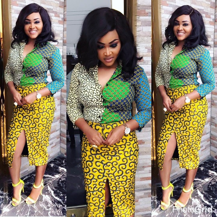 'Mercy Aigbe Is A Cheap Star': Designer Calls Out Actress For Not Giving Her Credit