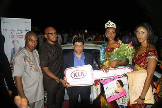 ABS Returns Ex Miss Anambra's Car To Her, Orders Her Not To Reveal Secret To Press