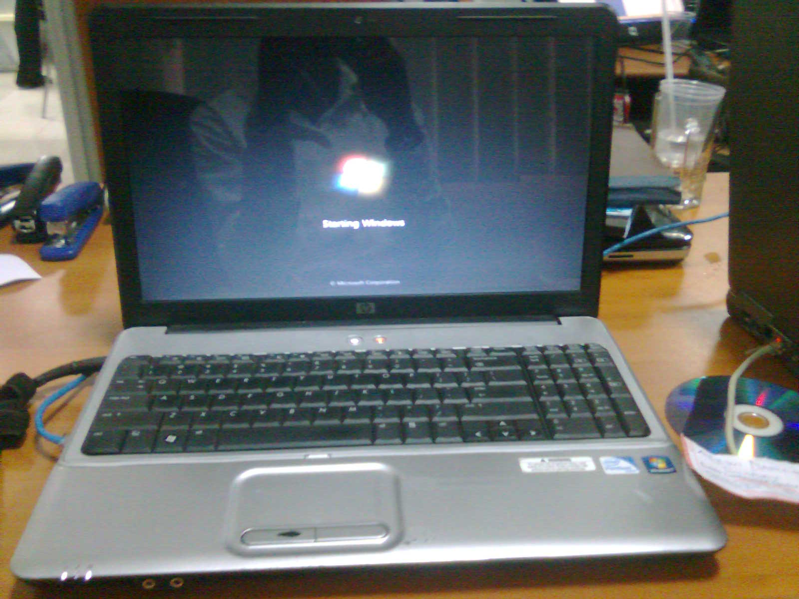 HP G60-535DX Notebook Synaptics Touchpad Driver Windows XP
