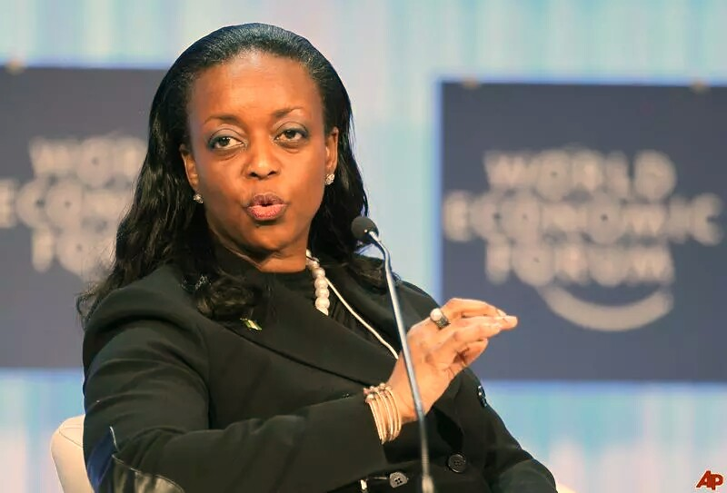 Deziani Alison-Madueke Claims Thats The EFCC, Media Lied Against Her