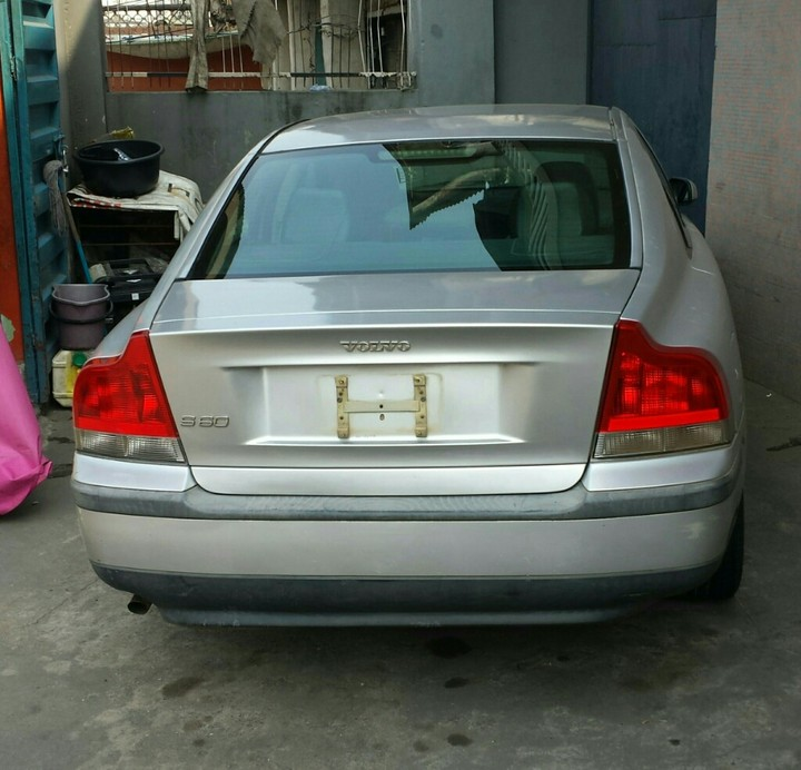 Volvo S60 For Sale Lagos: Reg Volvo S60 04 Model For Sale, Super Clean SOLD!! SOLD