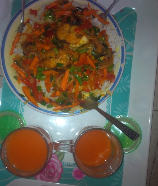 So you think you can cook nigerian food recipes share it for So cook cuisine