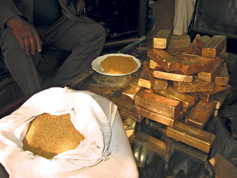 Buyers Of Gold Dust Needed Adverts Nigeria