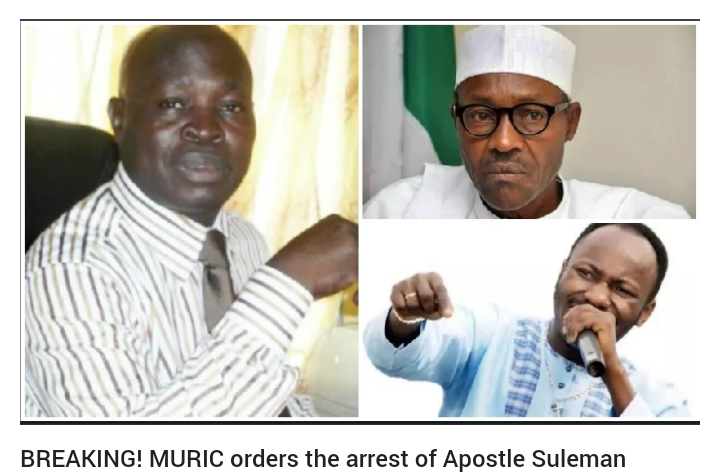 MURIC Orders The Arrest Of Apostle Suleman