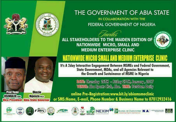 MSME Abia state