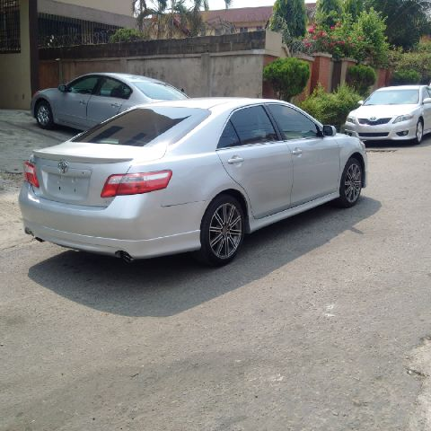 2008 model toyota camry sportz toks full option selling cheap autos nigeria. Black Bedroom Furniture Sets. Home Design Ideas