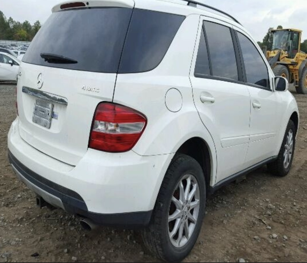 2006 Mercedes Benz Ml350 4matic Lagos Cleared Sold Sold Sold Autos