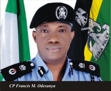 Rivers State Police Commissioner, Francis Bolaji Odesanya, Is Dead!