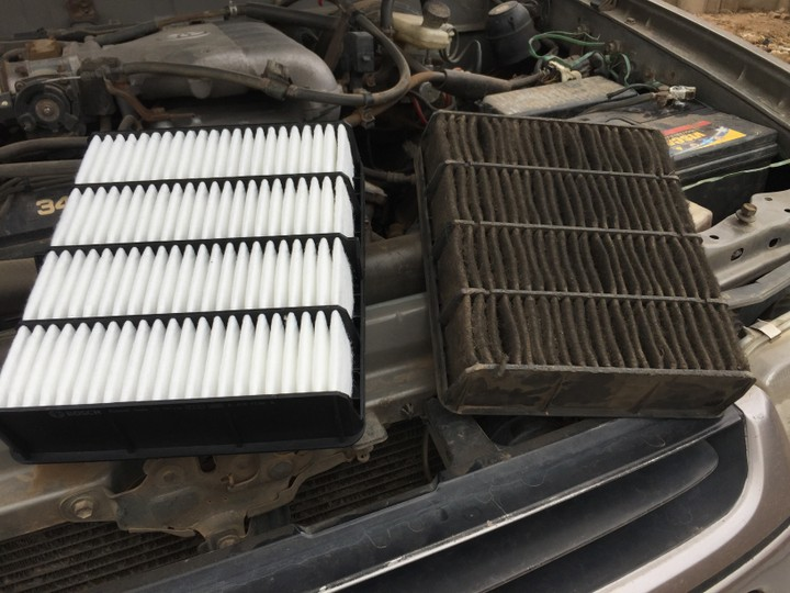 Change Air Filter >> So I Decided To Change My Air Filter Car Talk Nigeria