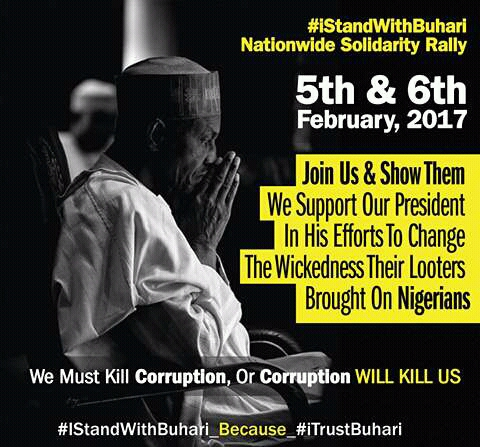 4814315_fbimg14859641193618074_jpeg4485b02ea91f03d4da23a3210a6e8b45 I Stand With Buhari Rally To Hold Alongside 2face's Protest (Pics)