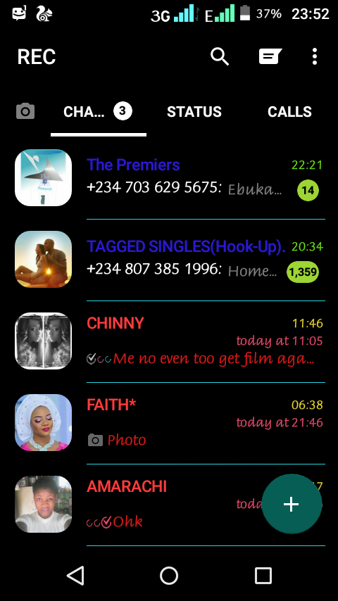 Whatsapp gb themes for android download