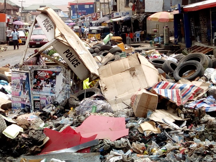 Image result for pictures of anambra refuse dumb