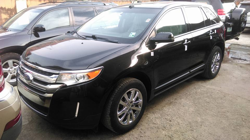 For Sale   Ford Edge Sel Suv Usa Direct Autos Nairaland