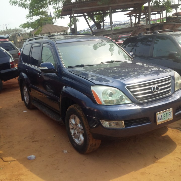 registered 2006 lexus gx470 revcam navigation dvd player super clean autos nigeria. Black Bedroom Furniture Sets. Home Design Ideas