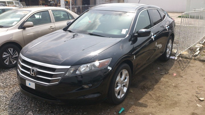 2012 honda crosstour ex l 3 5l fwd for sale asking price is see pictures autos nigeria. Black Bedroom Furniture Sets. Home Design Ideas