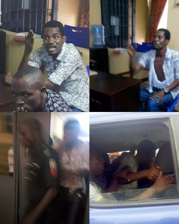 lagos police releases official statement on seun egbegbe 39 s. Black Bedroom Furniture Sets. Home Design Ideas